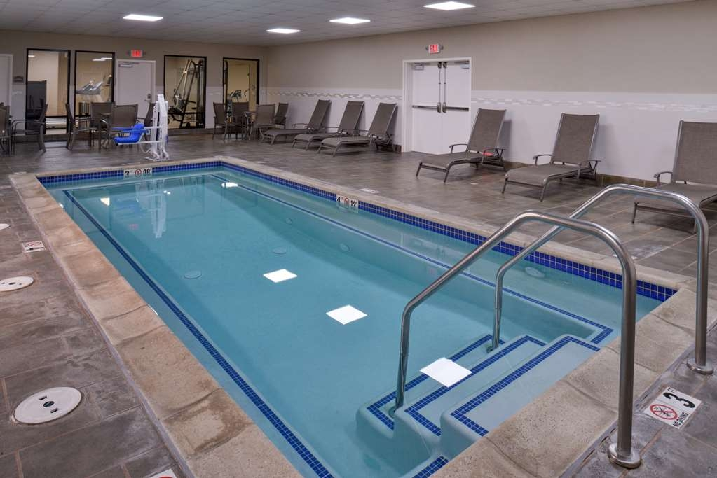 Best Western Plus Hotel at the Convention Center - Our indoor swimming pool is the perfect place to swim some early morning laps or enjoy an afternoon dip.
