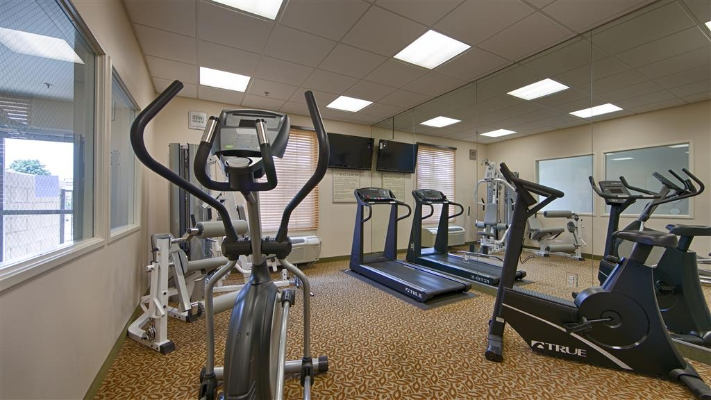Best Western Plus Country Park Hotel - Fitness Room