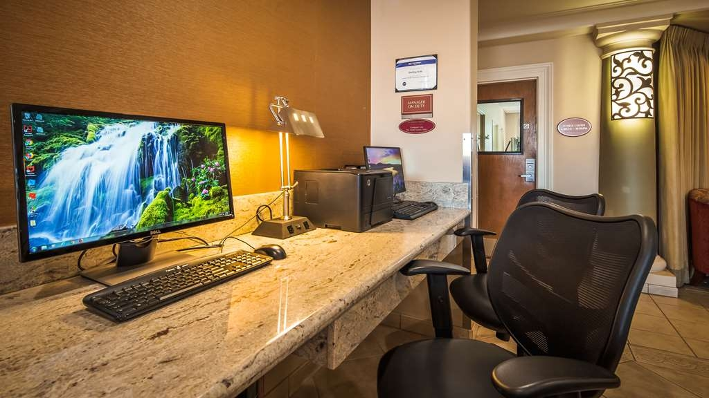 Best Western Plus Country Park Hotel - centro de negocios-característica
