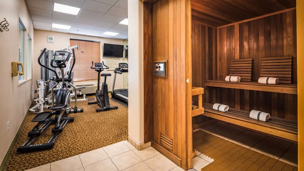 Best Western Plus Country Park Hotel - Fitness Center