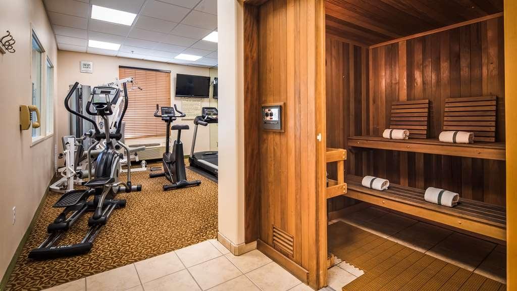 Best Western Plus Country Park Hotel - Fitnessstudio
