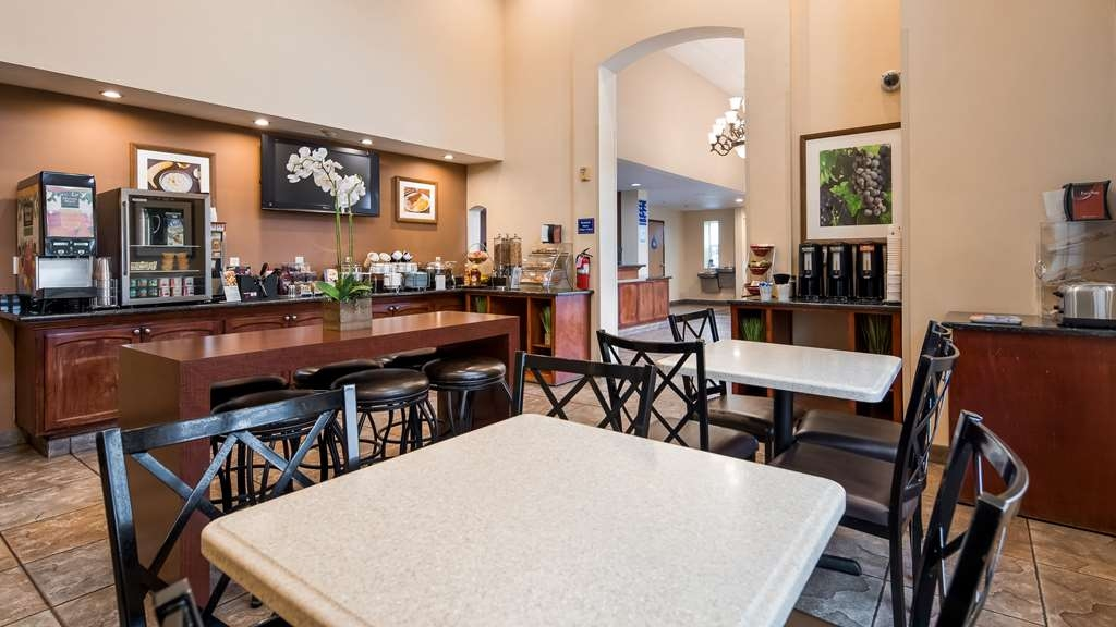 Best Western I-5 Inn & Suites - Restaurant / Etablissement gastronomique
