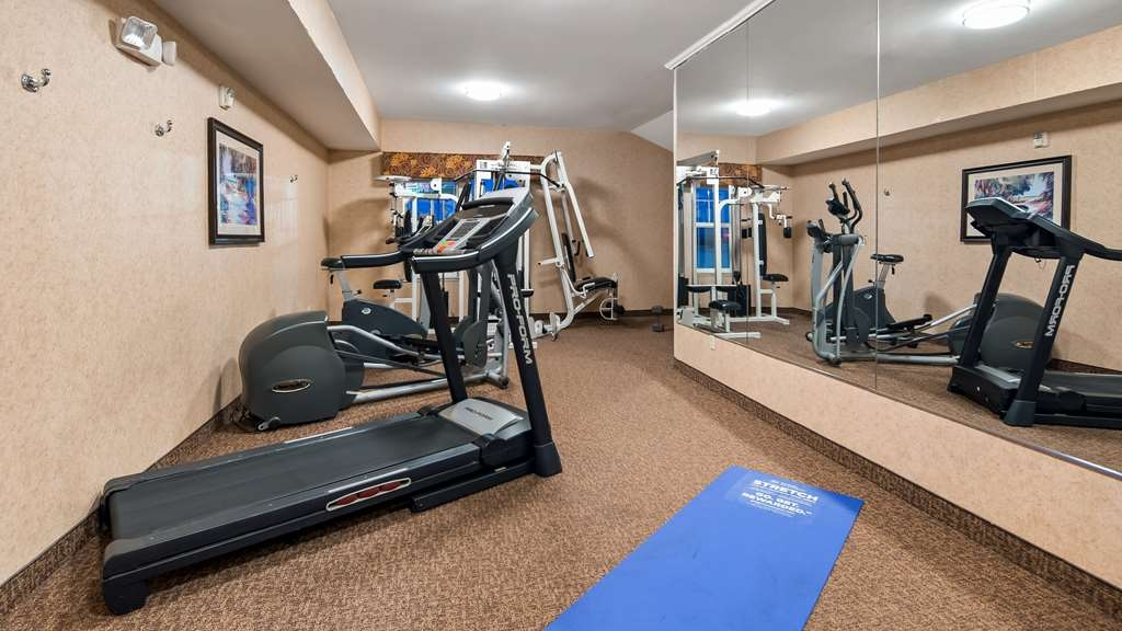 Best Western I-5 Inn & Suites - Fitnessstudio