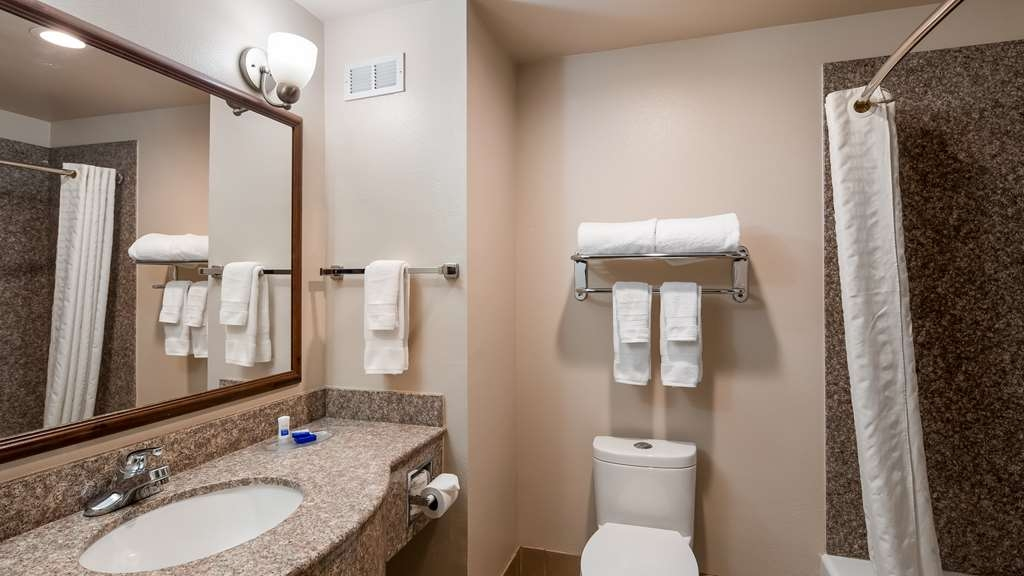 Best Western I-5 Inn & Suites - Camere / sistemazione
