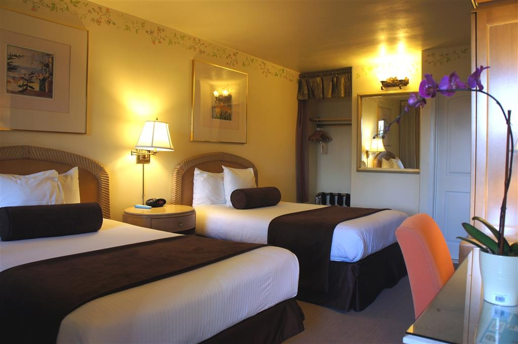 Best Western Cabrillo Garden Inn - Double Bedded Guest Room