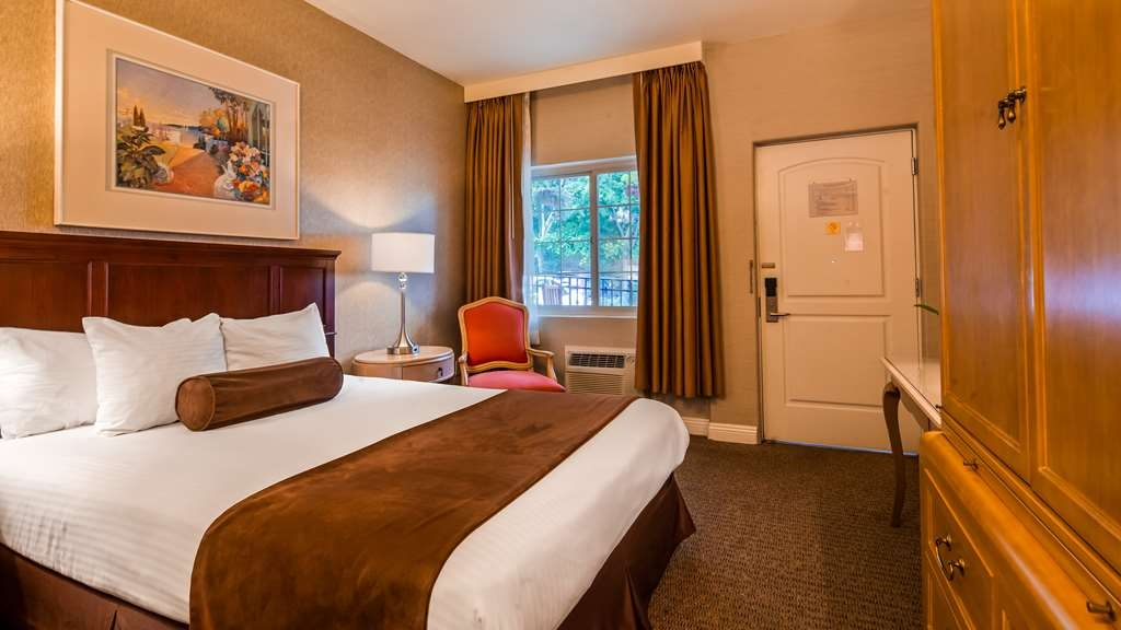 Best Western Cabrillo Garden Inn - Guest room