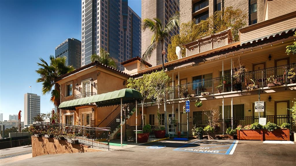 Best Western Cabrillo Garden Inn - Vue de l'extérieur