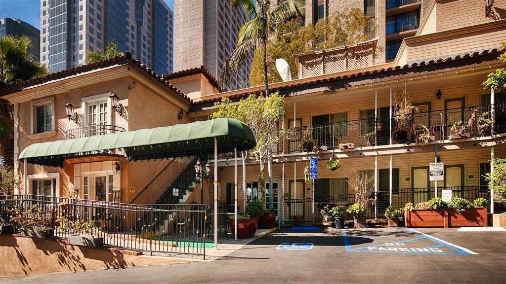 Best Western Cabrillo Garden Inn - Vista exterior