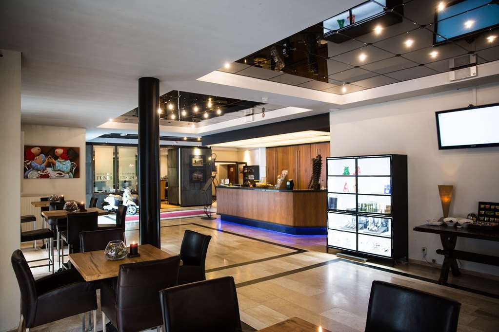 De Korenbeurs, Sure Hotel Collection by Best Western - Lobbyansicht