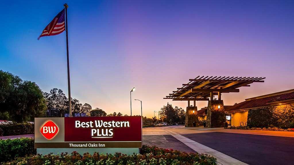 Best Western Plus Thousand Oaks Inn - Area esterna