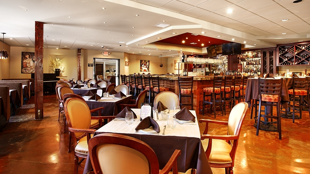 Best Western Plus Thousand Oaks Inn - Restaurant / Gastronomie