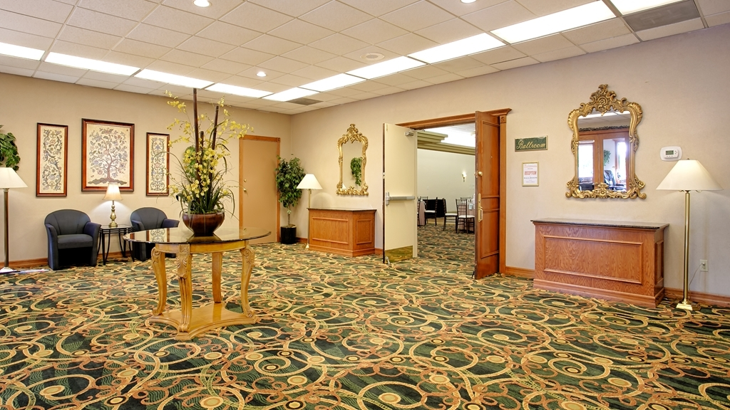 Best Western Plus Thousand Oaks Inn - Besprechungszimmer