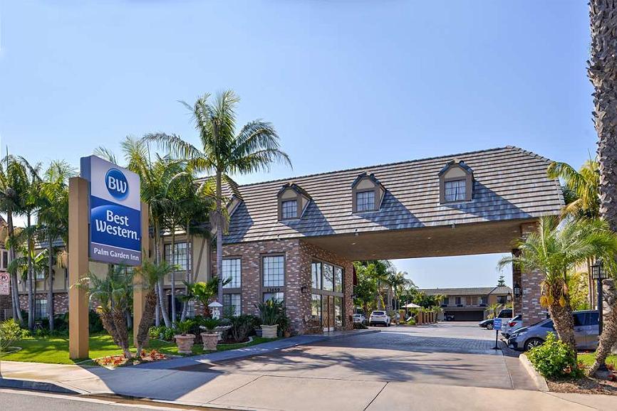 Best Western Palm Garden Inn - Façade