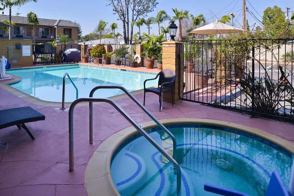 Best Western Palm Garden Inn - Pool/Spa Area