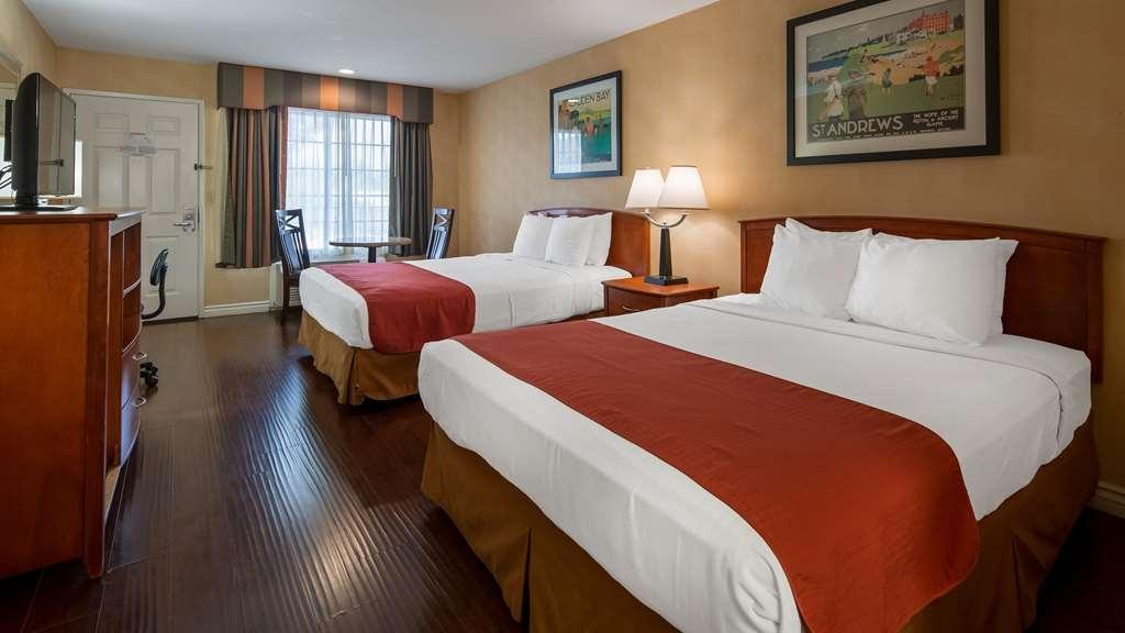 Best Western Palm Garden Inn - 2 Queen Beds