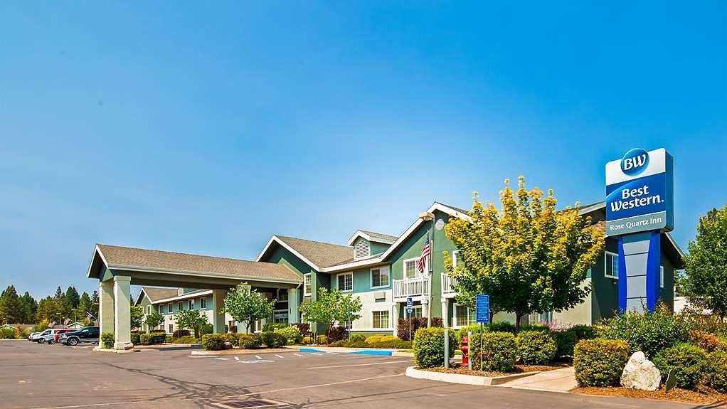 Best Western Rose Quartz Inn - Exterior