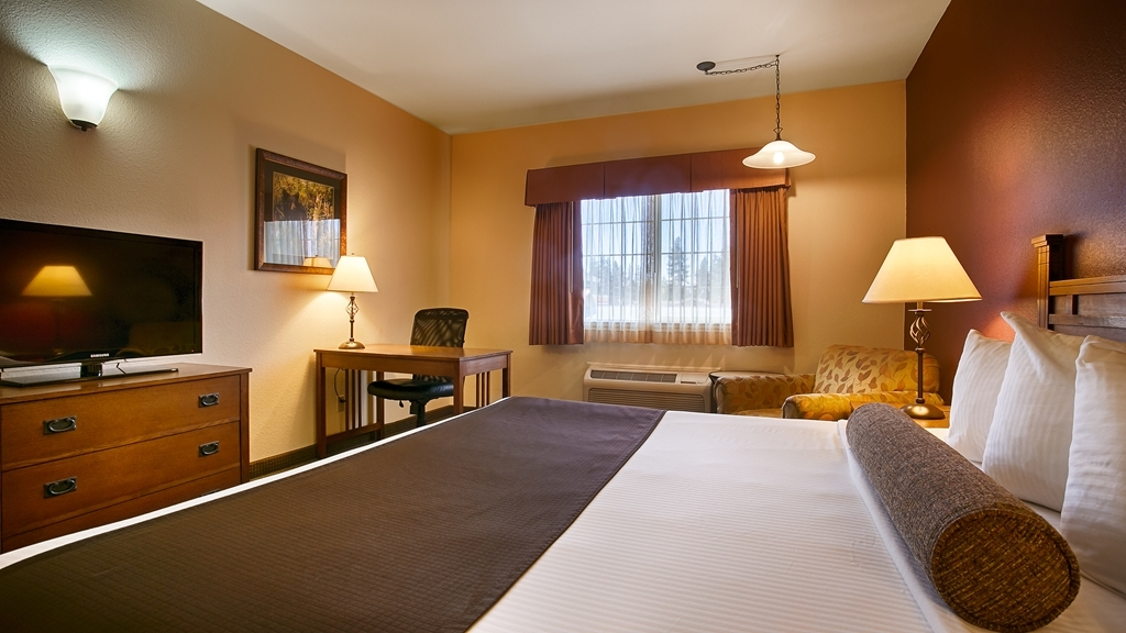 Best Western Rose Quartz Inn - Chambres / Logements