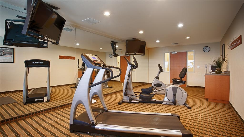 Best Western Rose Quartz Inn - Centre de fitness