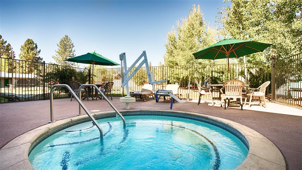 Best Western Rose Quartz Inn - Bain bouillonnant