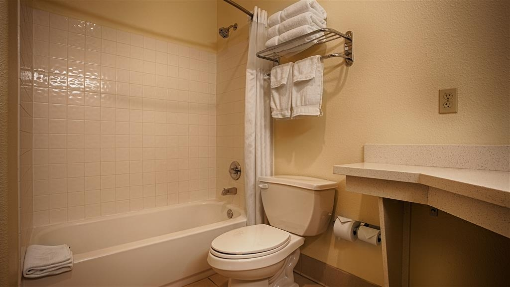Best Western Rose Quartz Inn - Bagno
