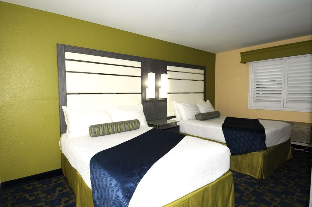 Best Western Antelope Inn & Suites - 2 beds double
