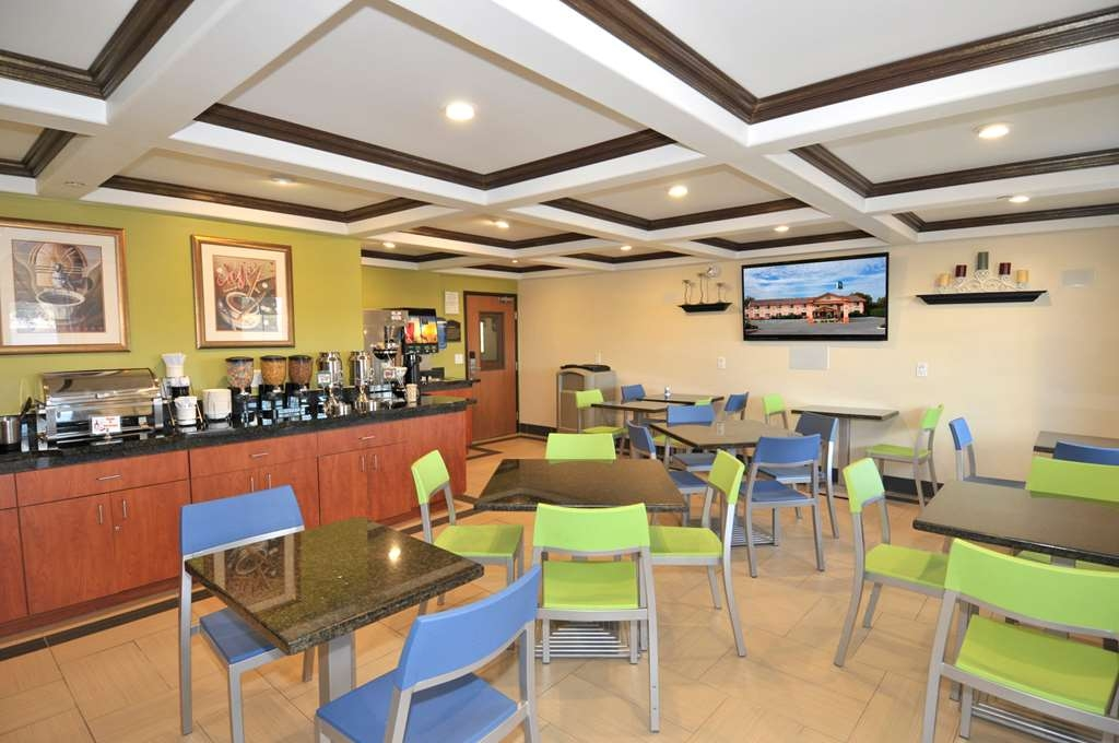 Best Western Antelope Inn & Suites - Restaurant / Etablissement gastronomique