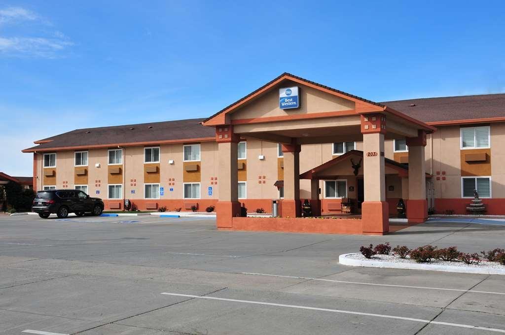 Best Western Antelope Inn & Suites - Facciata dell'albergo