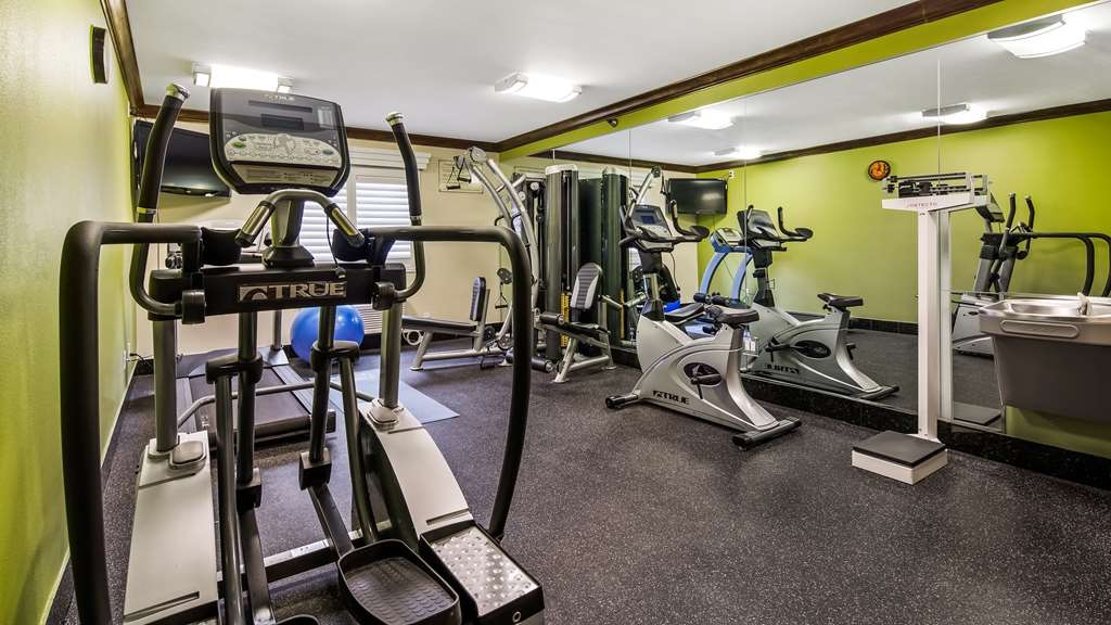 Best Western Antelope Inn & Suites - Health club