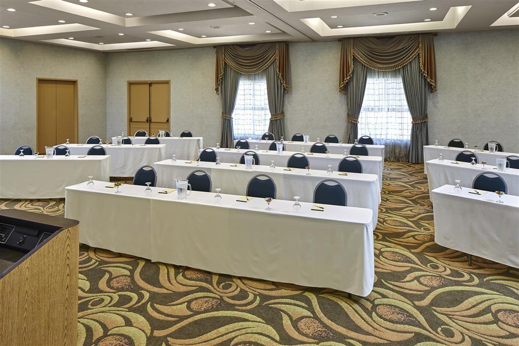 Best Western Posada Royale Hotel & Suites - sala conferenze