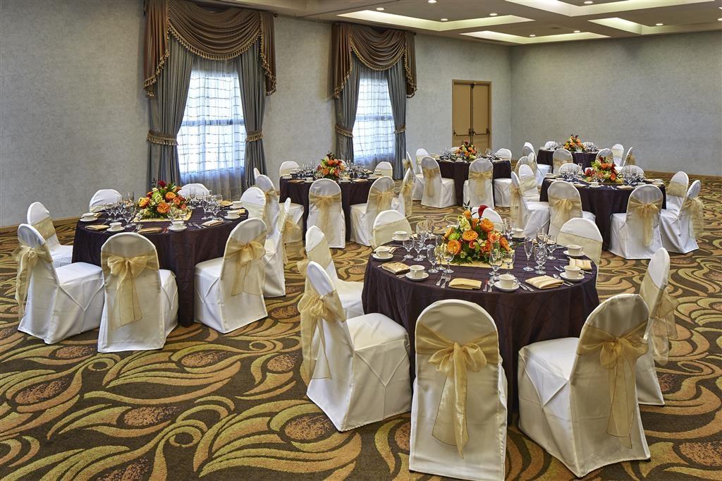 Best Western Posada Royale Hotel & Suites - gran salón de baile