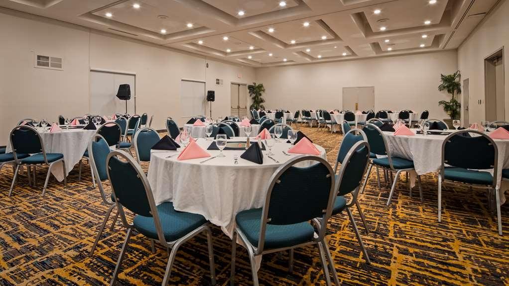 Best Western Posada Royale Hotel & Suites - Sala de reuniones