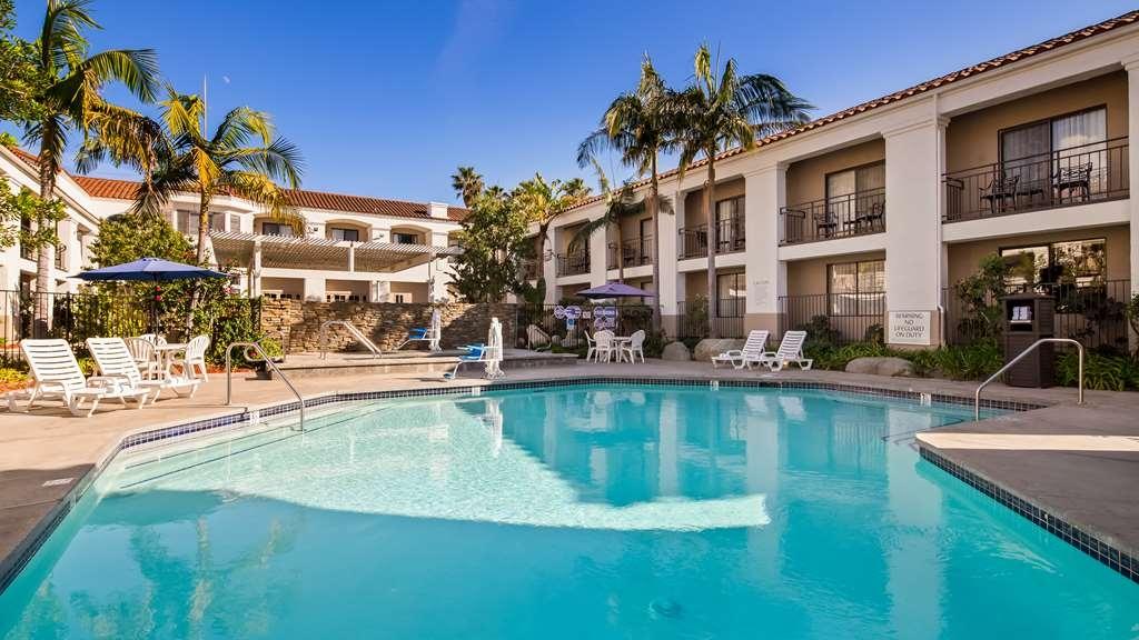 Best Western Posada Royale Hotel & Suites - Vista de la piscina