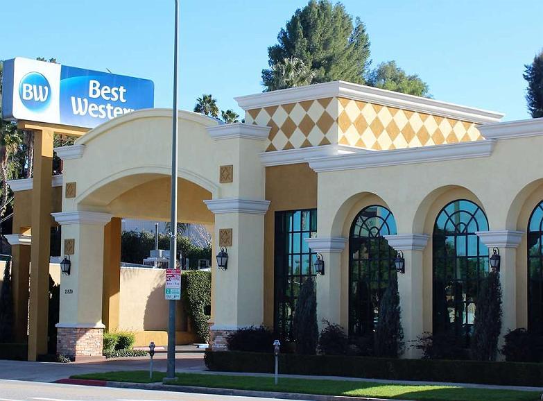 Best Western Woodland Hills Inn - Front Property