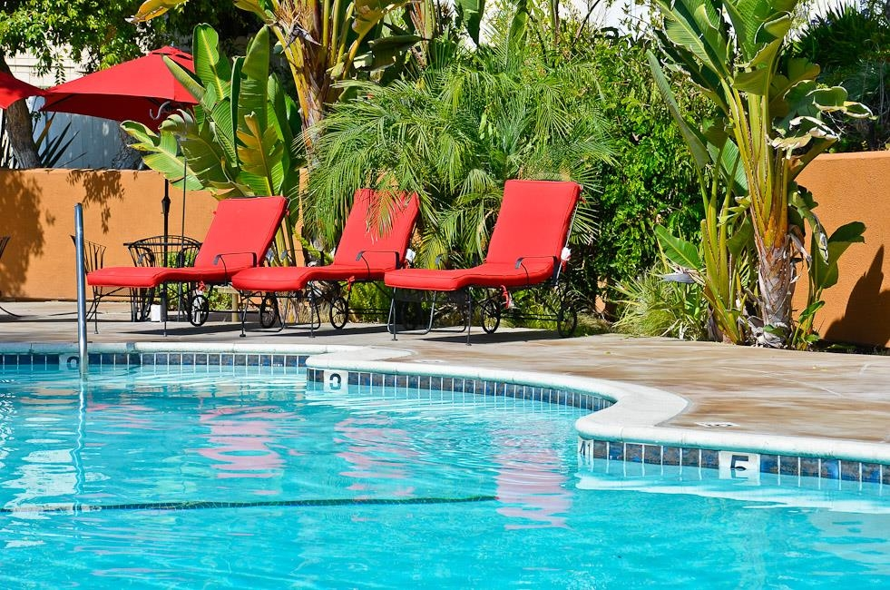 Best Western Woodland Hills Inn - Piscina