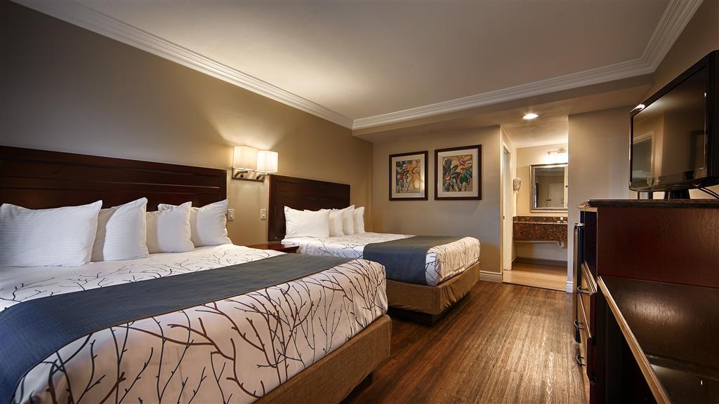 Best Western Woodland Hills Inn - Habitaciones/Alojamientos