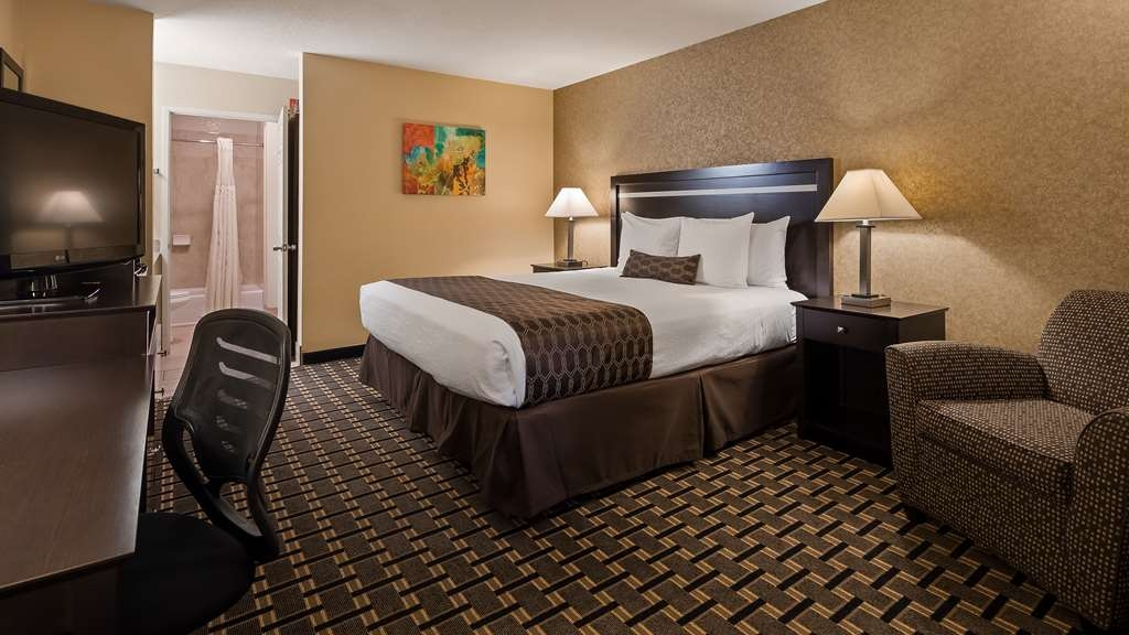 Best Western Plus Pleasanton Inn - Habitaciones/Alojamientos