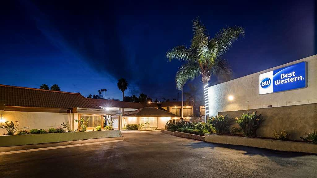 Best Western Oceanside Inn - Vista exterior