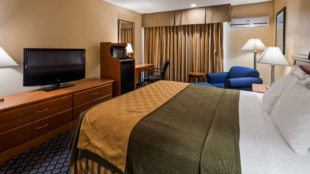 Best Western Oceanside Inn - Chambre
