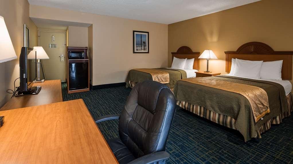 Best Western Oceanside Inn - Gästezimmer