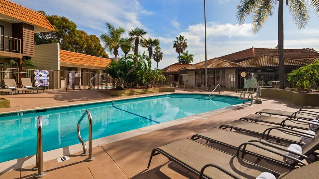 Best Western Oceanside Inn - Swimmingpool