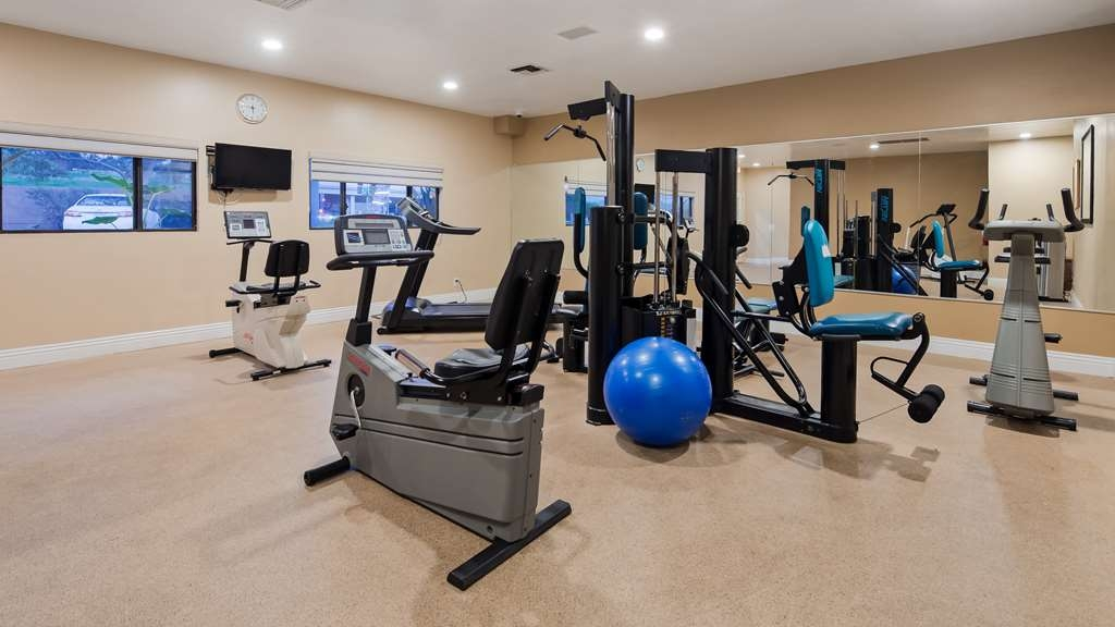 Best Western Oceanside Inn - Fitnessraum