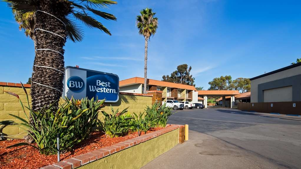 Best Western Oceanside Inn - Façade