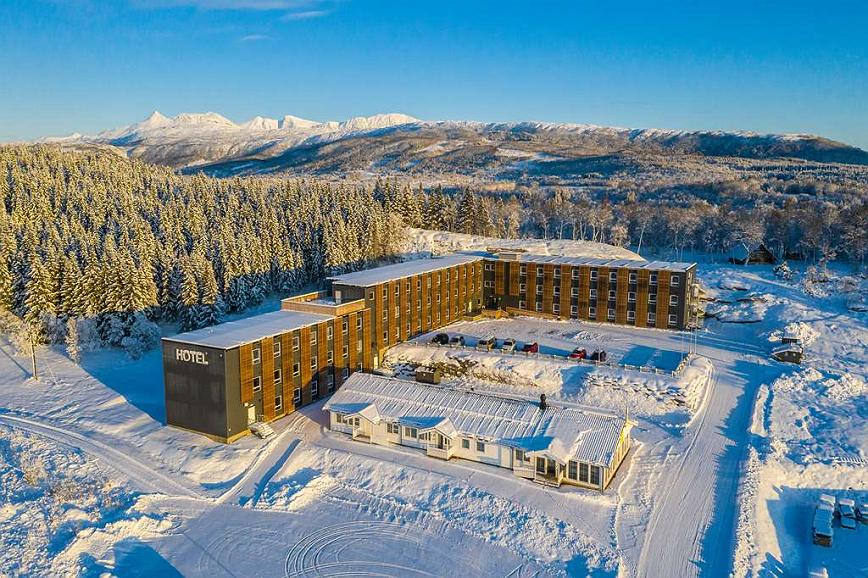 Sure Hotel by Best Western Harstad Narvik Airport - Vue extérieure