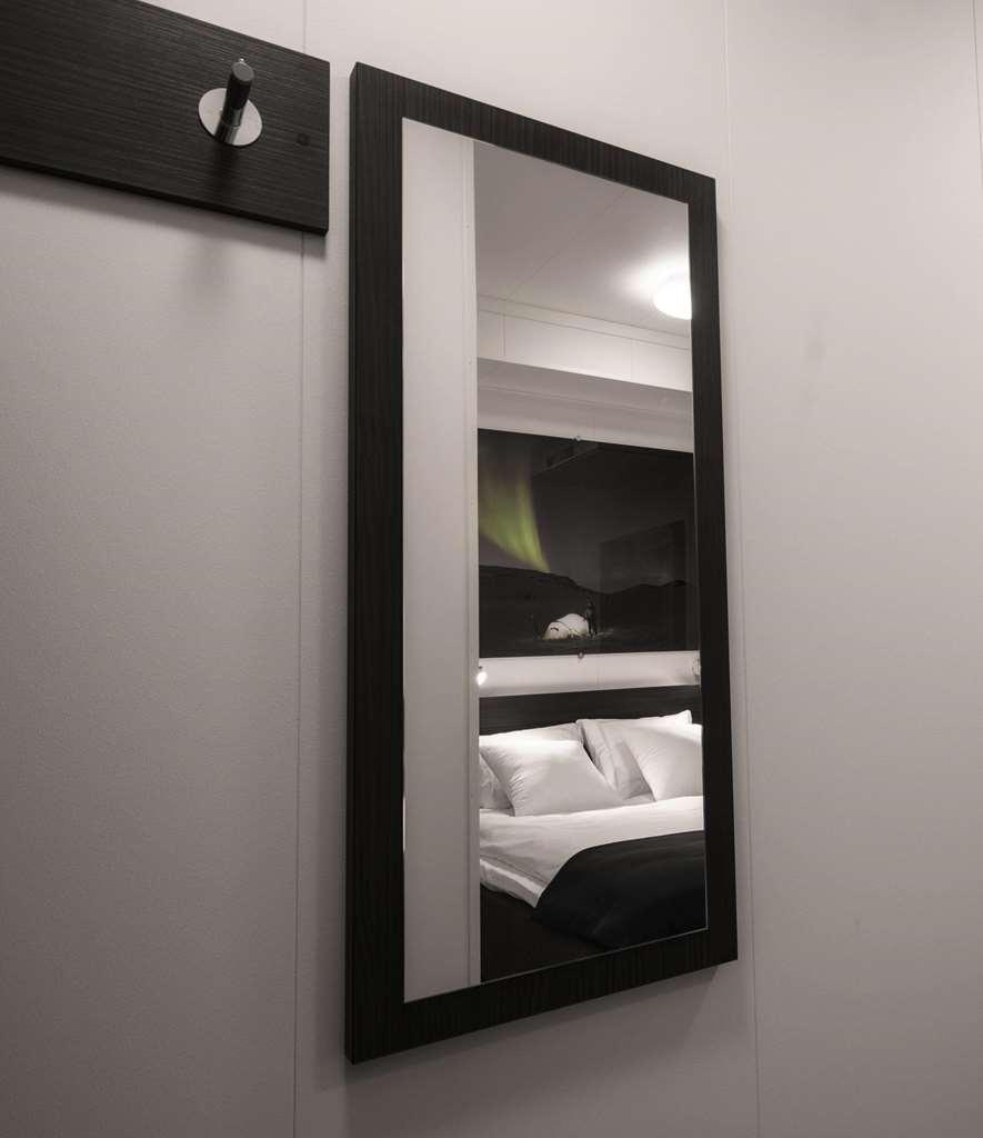 Sure Hotel by Best Western Harstad Narvik Airport - habitación de huéspedes-amenidad