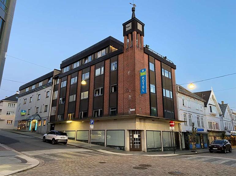 Sure Hotel by Best Western Haugesund - Hotellet