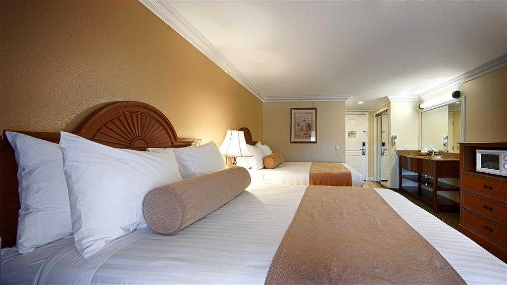 Best Western Harbour Inn & Suites - Chambres / Logements
