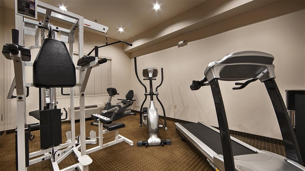 Best Western Plus Lake Elsinore Inn & Suites - exercise chambre