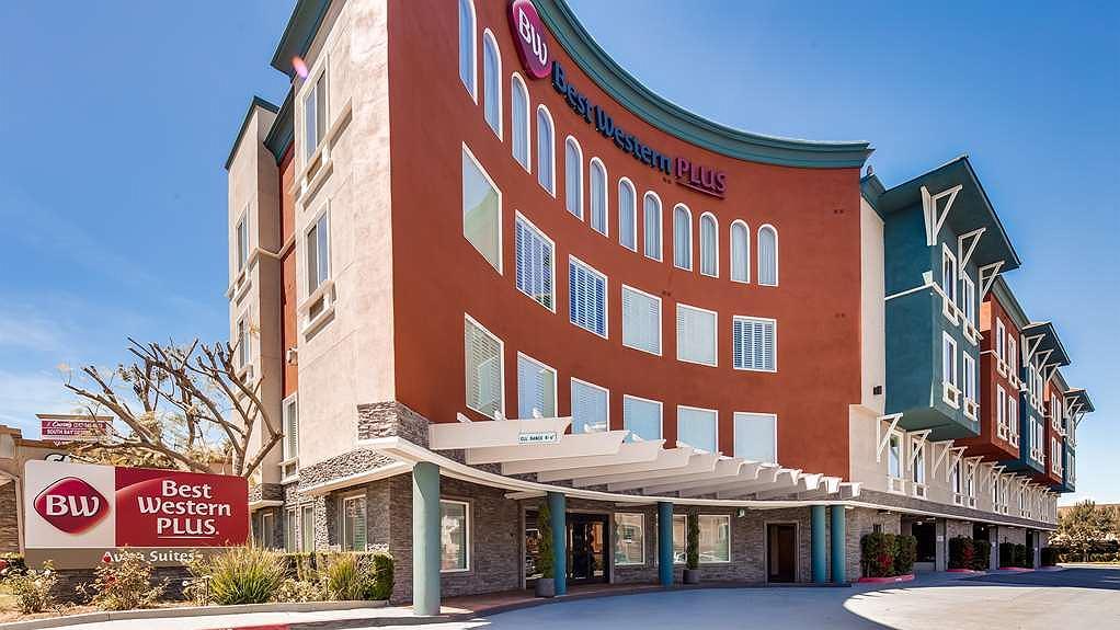 Best Western Plus Avita Suites - Area esterna