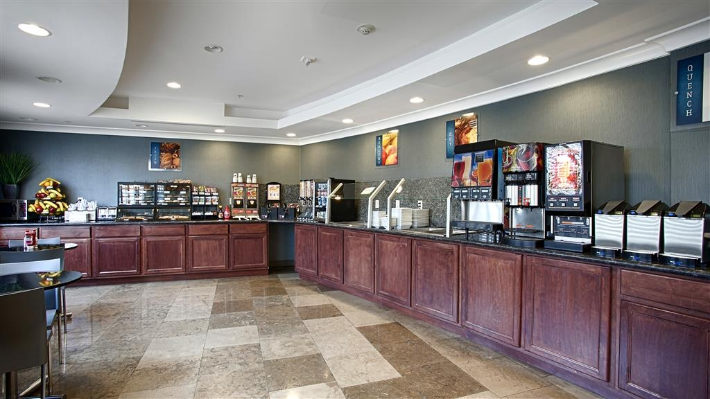 Best Western Plus Avita Suites - Breakfast Room