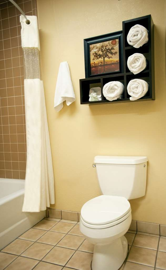 Best Western Plus Forest Park Inn - Bathroom